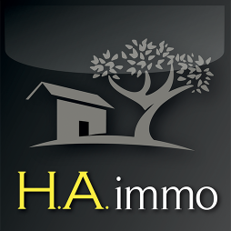 Logo de HA Immobilier, agence immobili�re � B�ziers