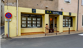Property agency HA Immo in Capestang